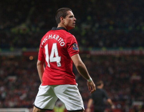 Chicharito Admits Doubts About United Future