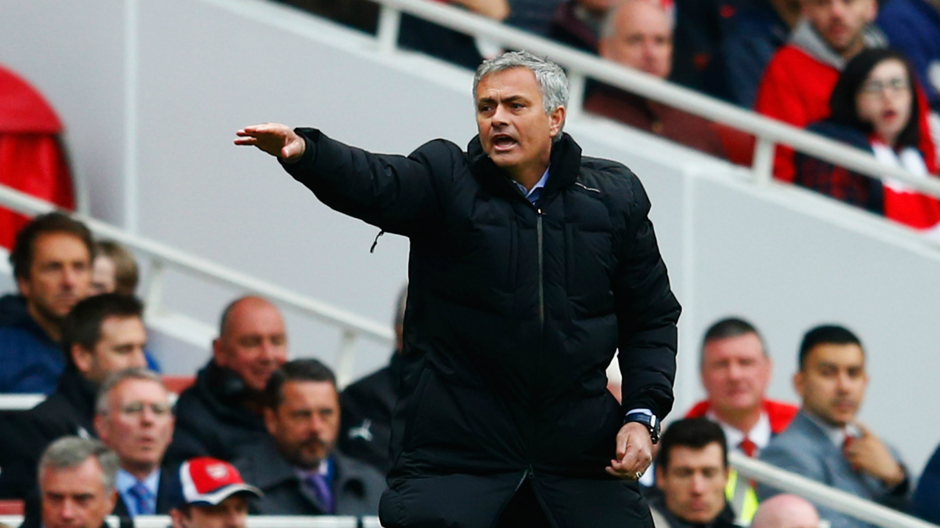 'Boring is 10 years without the title' - Mourinho hits out at Arsenal boo-boys
