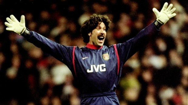 David Seaman Arsenal
