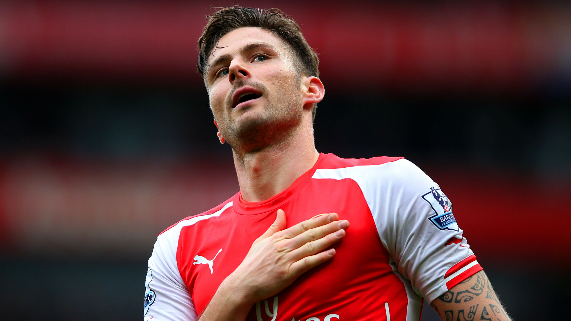 Henry is wrong, Giroud can win Arsenal titles - Coquelin