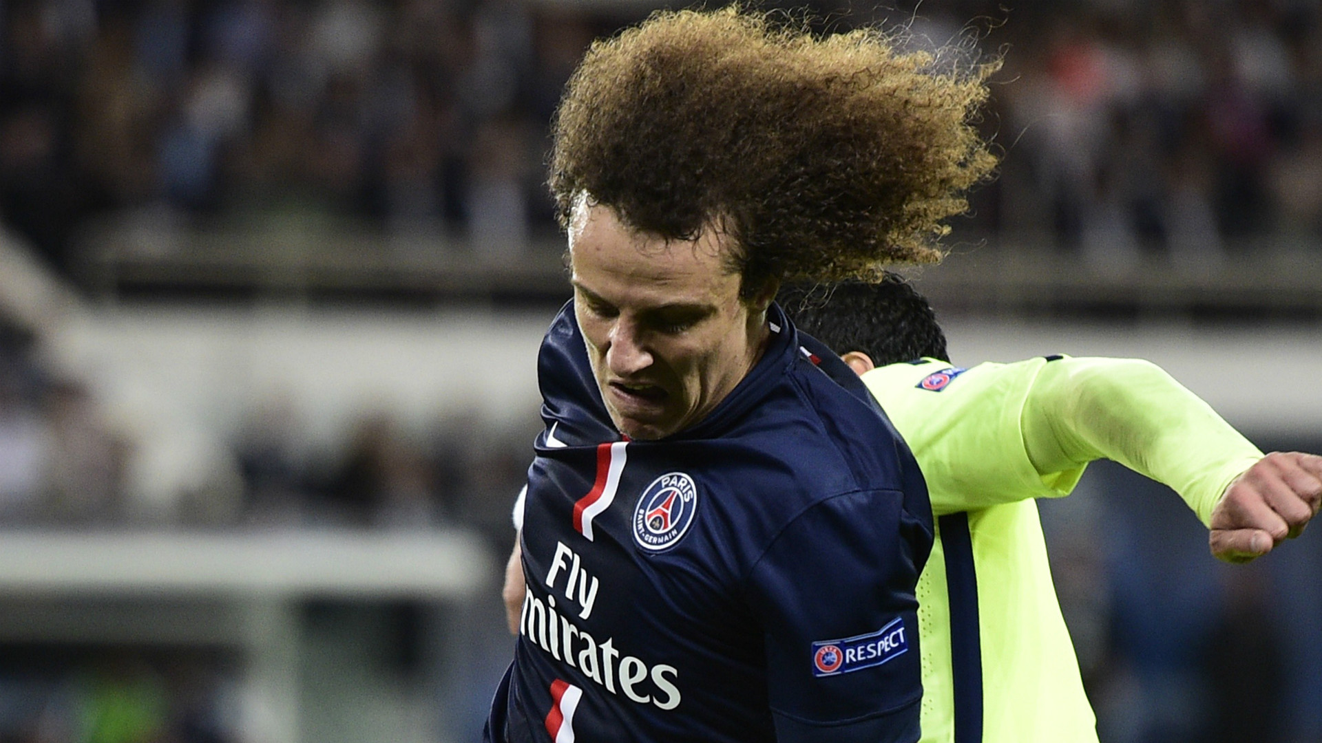David Luiz's mum defends under-fire PSG man