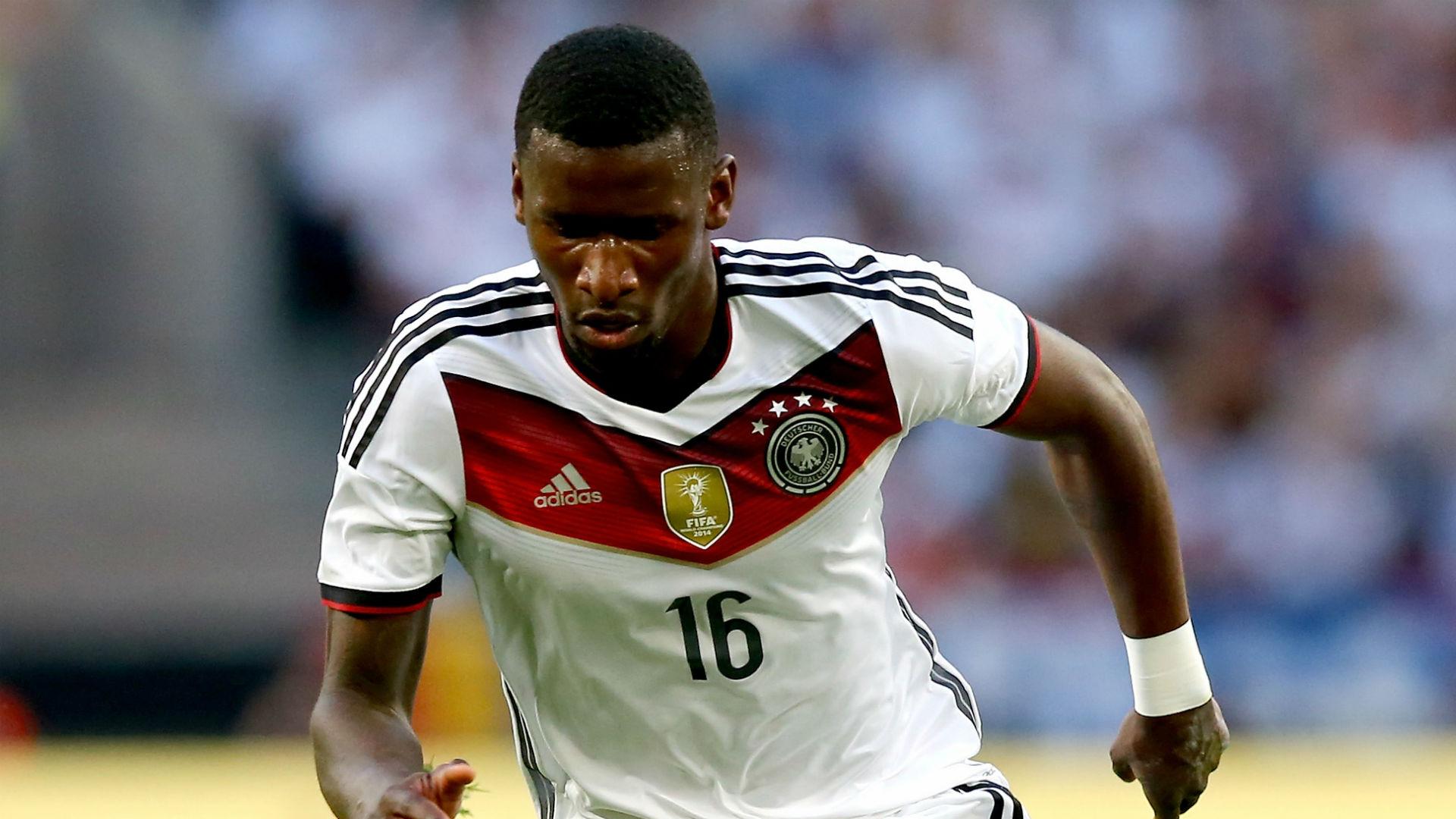 Roma complete Rudiger signing from Stuttgart