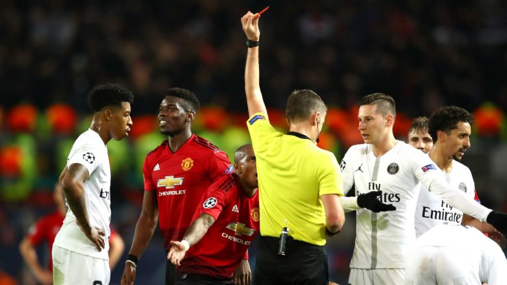 Image result for psg vs man utd match report  Manchester United injury update: Anthony Martial and Jesse Lingard could miss next Champions League match paulpogba cropped fwqjp42hrs721c1i6osbgsv28