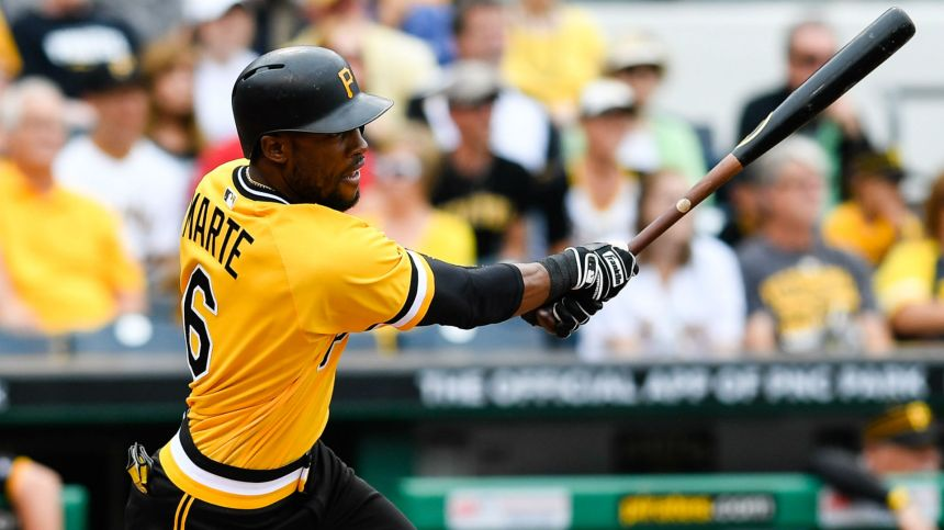 The opening day battle cry for a Pirates fan with an asterisk: 'Sell Nutting, sell!'