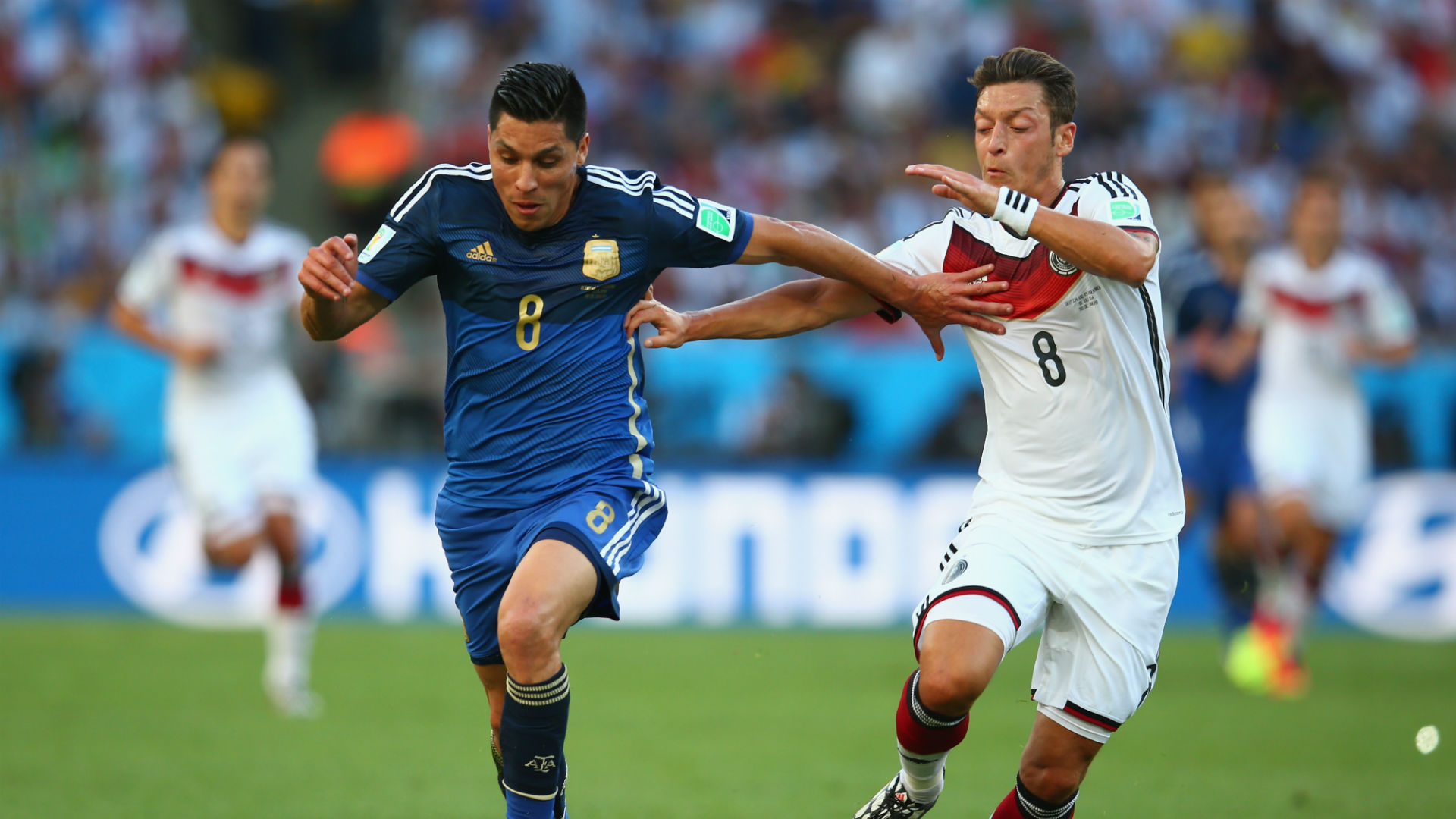 Image result for enzo perez argentina