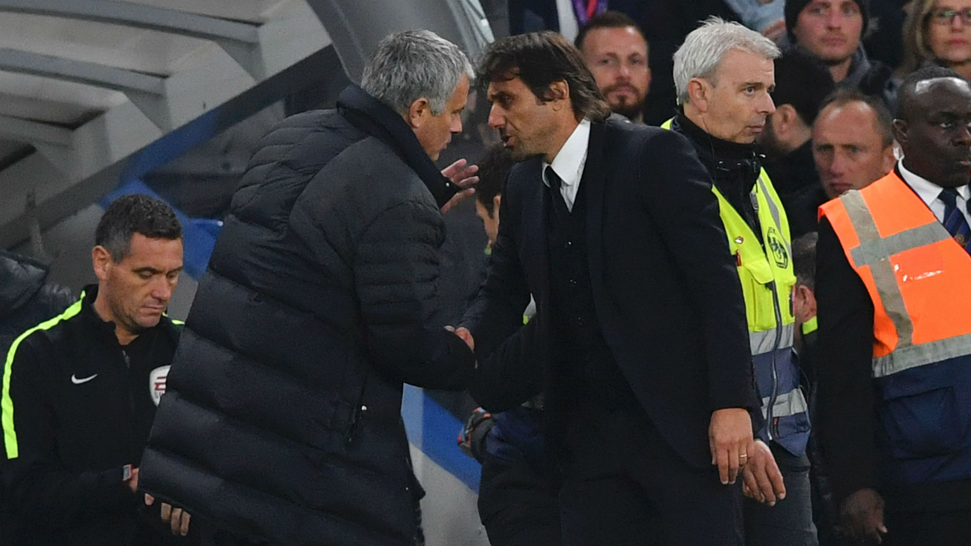 Image result for 'Conte did not wrong Mourinho' - Bilic backs Chelsea boss after criticism