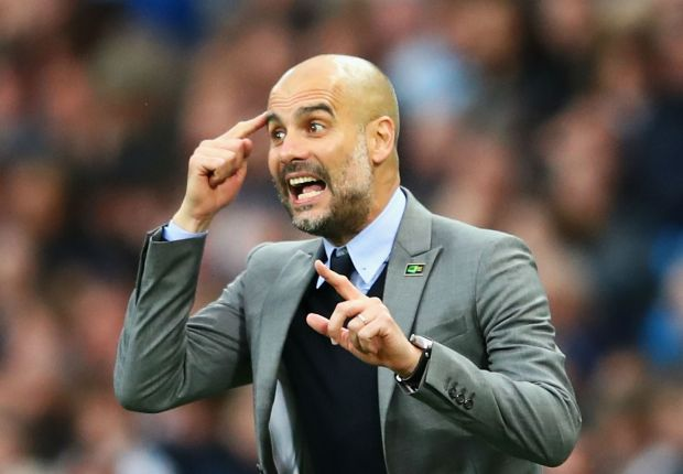 WATCH: Genius Guardiola lands stunning golf shot