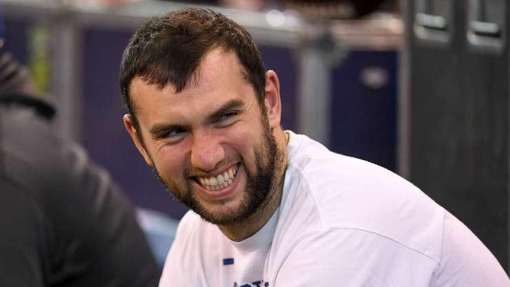Actualización de lesiones de Andrew Luck: Colts QB se quedará fuera de pretemporada con un problema de tobillo alto, según un informe 1