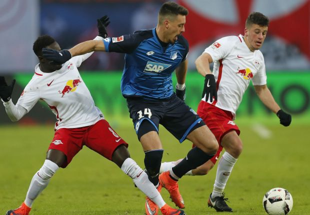'All good!' - Keita and Demme make up after Leipzig spat