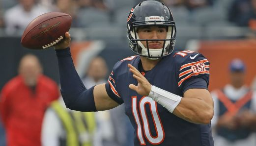 Image result for trubisky shoulder injury