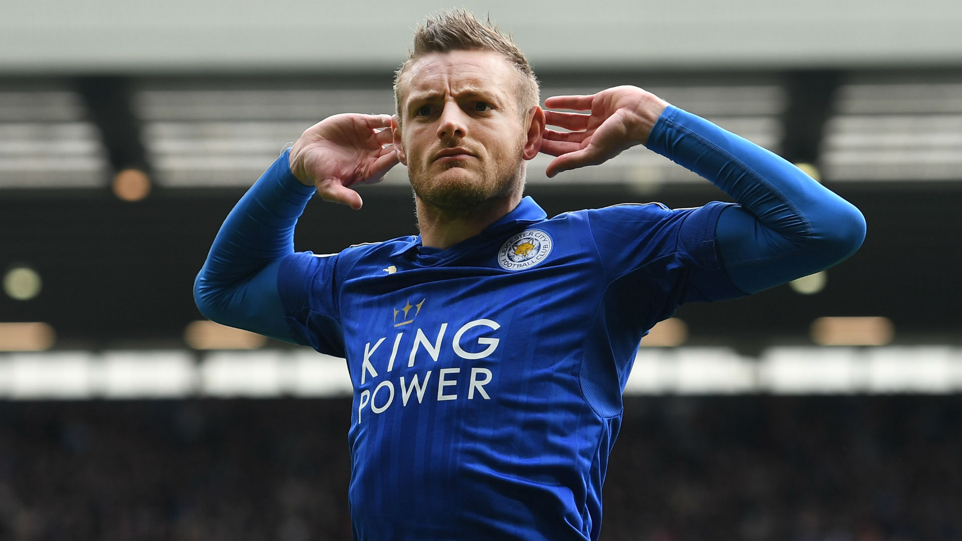 Image result for jAMIE VARDY 2017-18