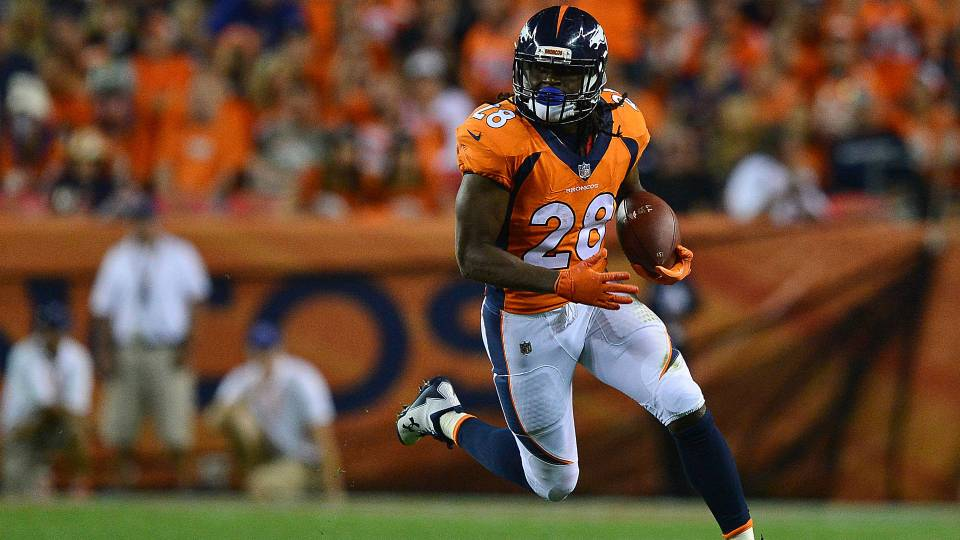 Jamaal Charles Says Broncos 'might As Well' Release Him