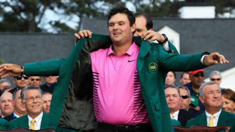 Image result for patrick reed masters