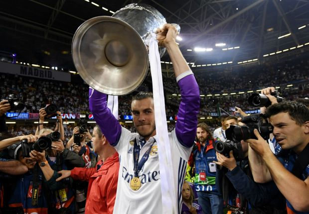Bale determined to win 'more trophies' as Madrid exit rumours persist