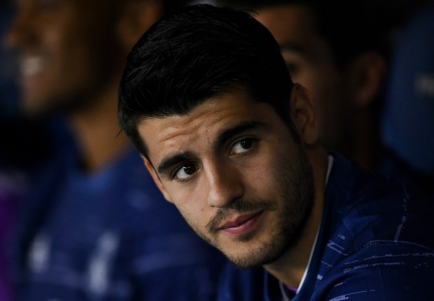 'He is someone special, it's a shame' - Mourinho accepts Morata unlikely to join Man Utd