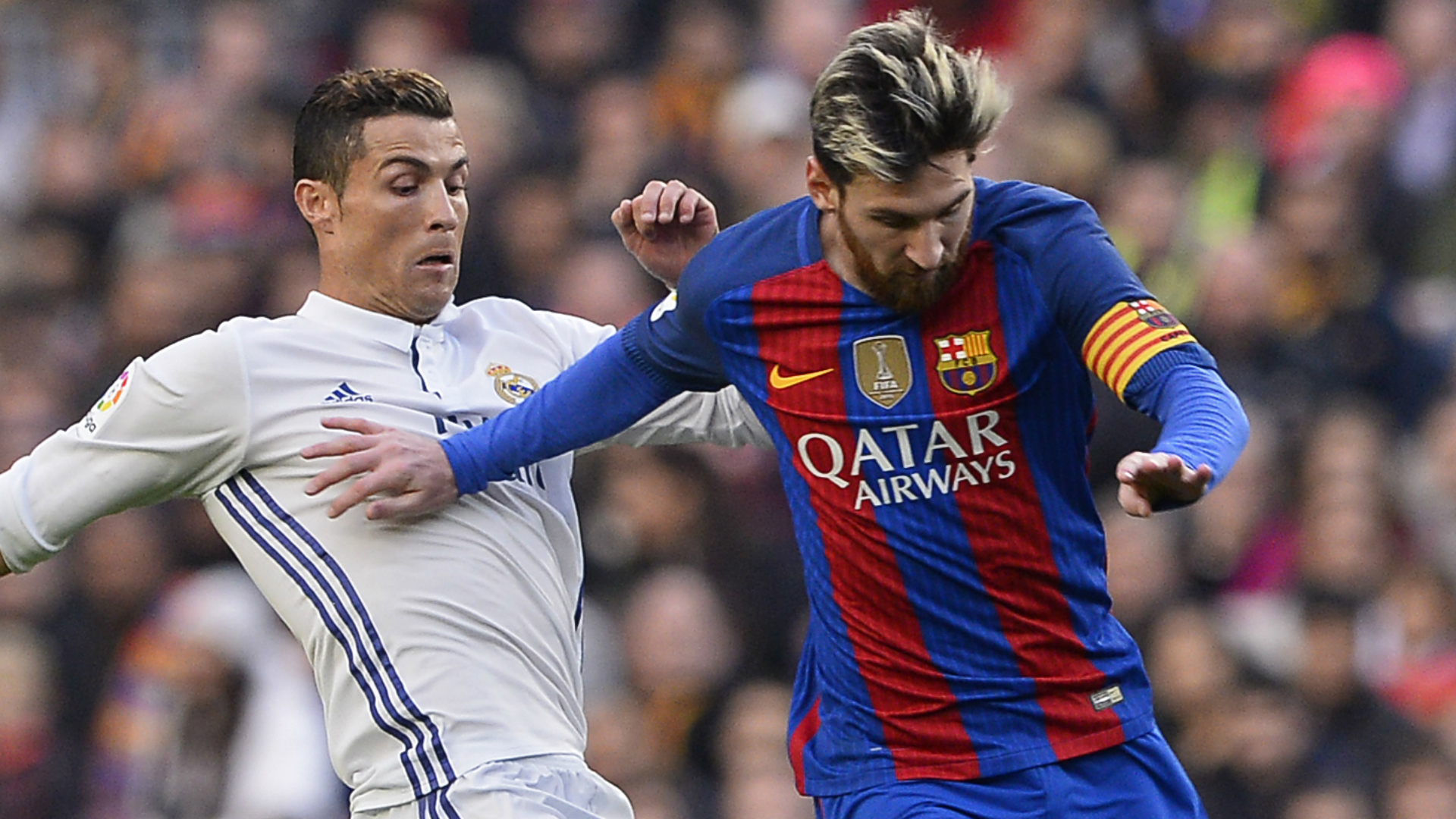 Ronaldo has better abs but Messi is ahead of everyone - Clemente