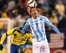 Video: Argentina vs Ecuador