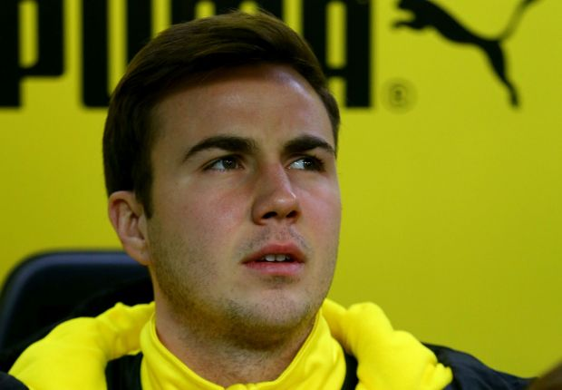 Dortmund vow to be careful with Gotze as he plays first game since February