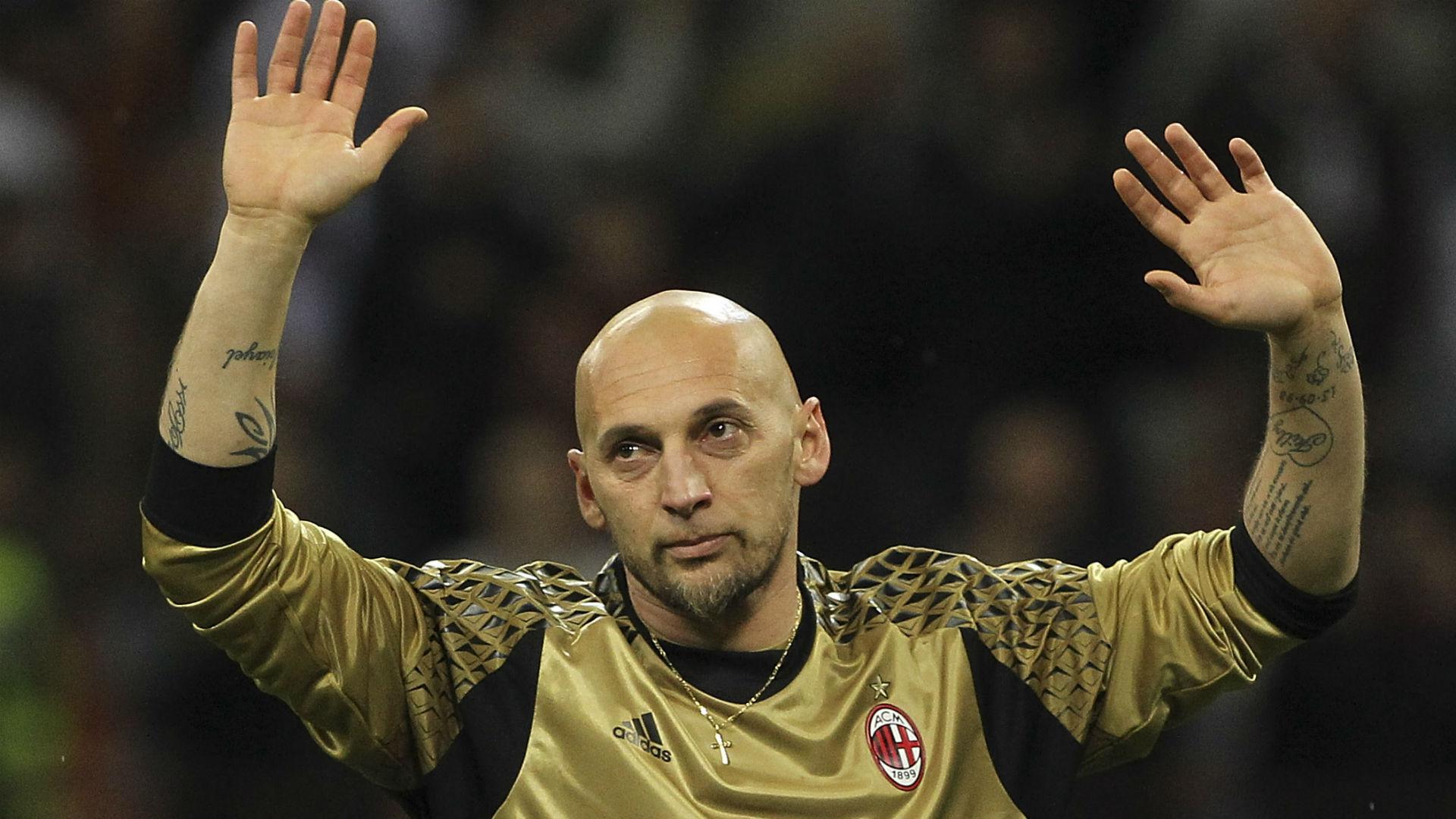 Abbiati blasts AC Milan players over poor attitude