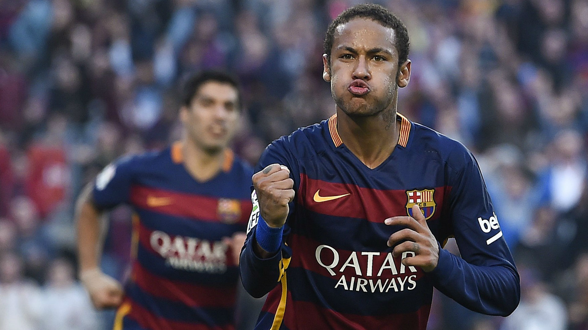 World's best? Neymar & Suarez putting Messi & Ronaldo in shade in 2015-16