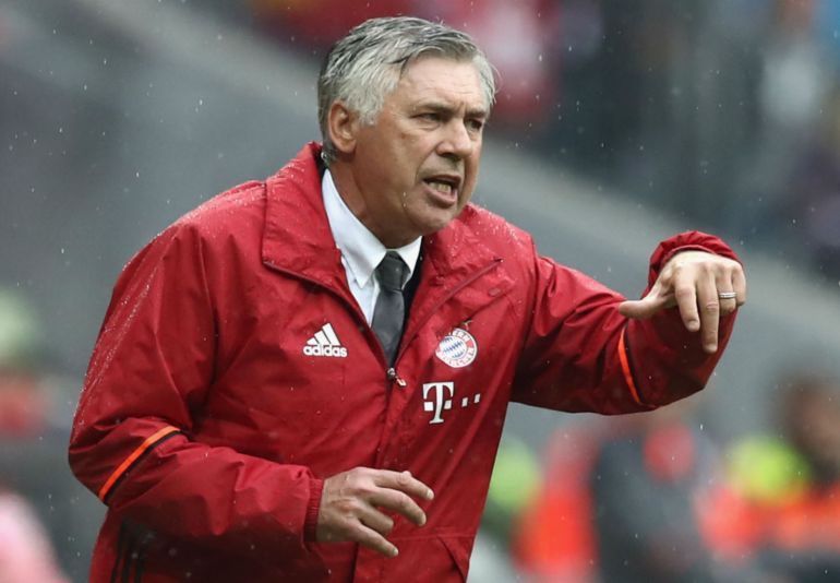Bayern can't always play beautifully, admits Ancelotti