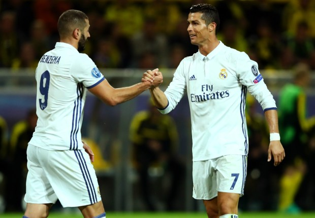 Benzema eyeing more titles with Madrid