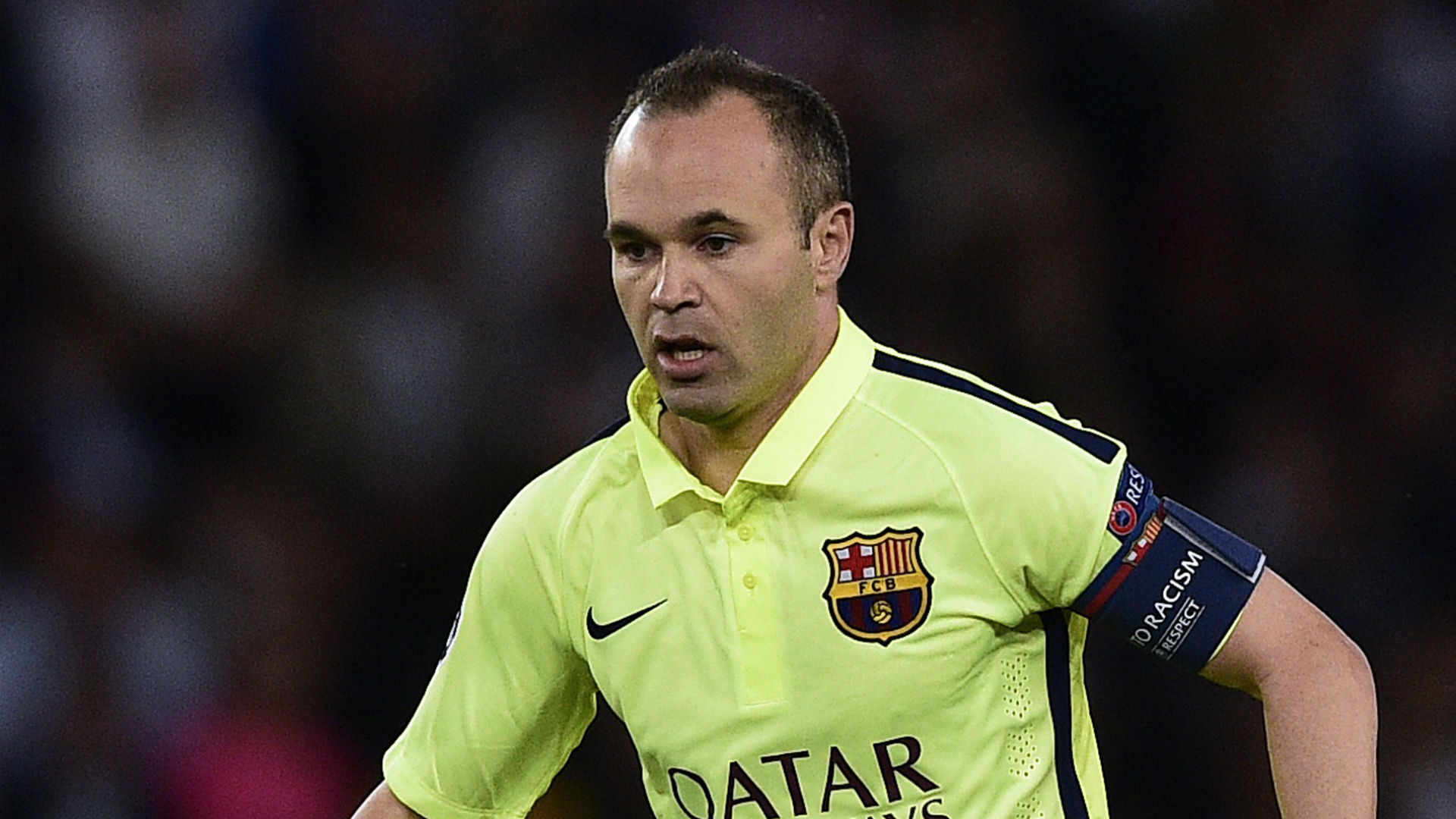 Barcelona are one step from winning everything - Iniesta