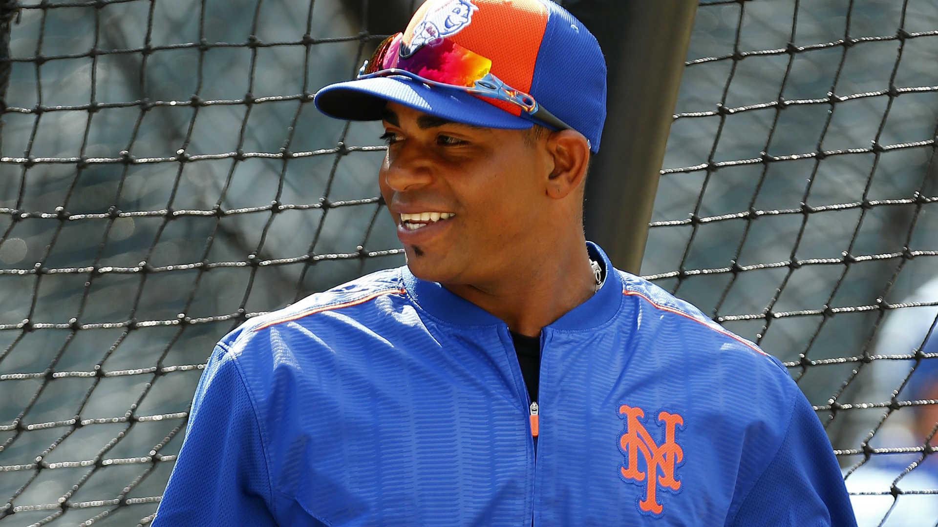Mets' Yoenis Cespedes eyes a second career in golf | MLB ...