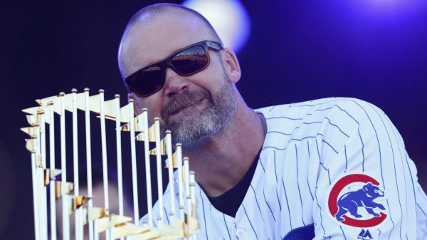 Cubs expected to hire David Ross as manager, report says