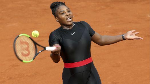 Serena Williams says catsuit helps combat blood clots ...