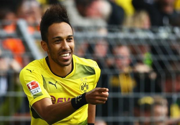 Aubameyang set to remain at Dortmund - Zorc