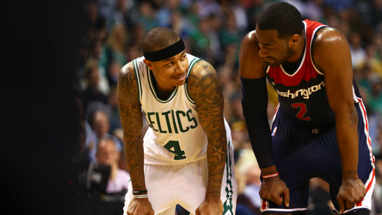 Image result for celtics win game 7 vs wizards