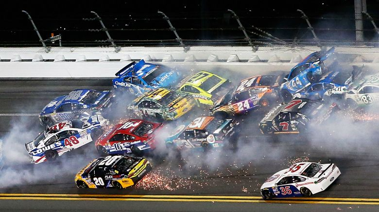Tony Stewart says drivers impressed by NASCAR safety, despite Dale Earnhardt Jr. concussion ...