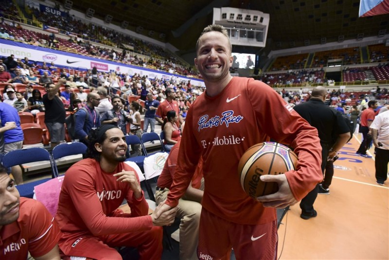 JJ Barea FIBA Puerto Rico