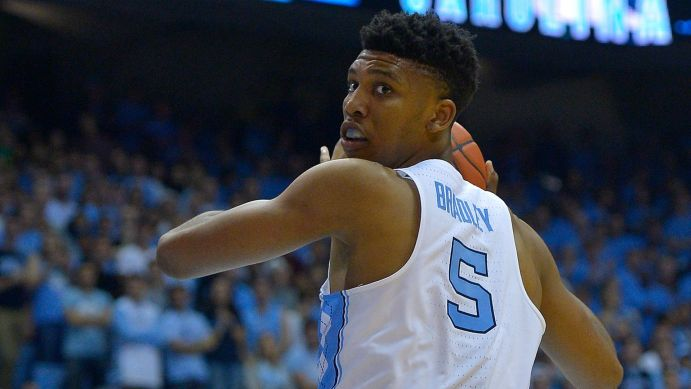 Image result for tony bradley UNC