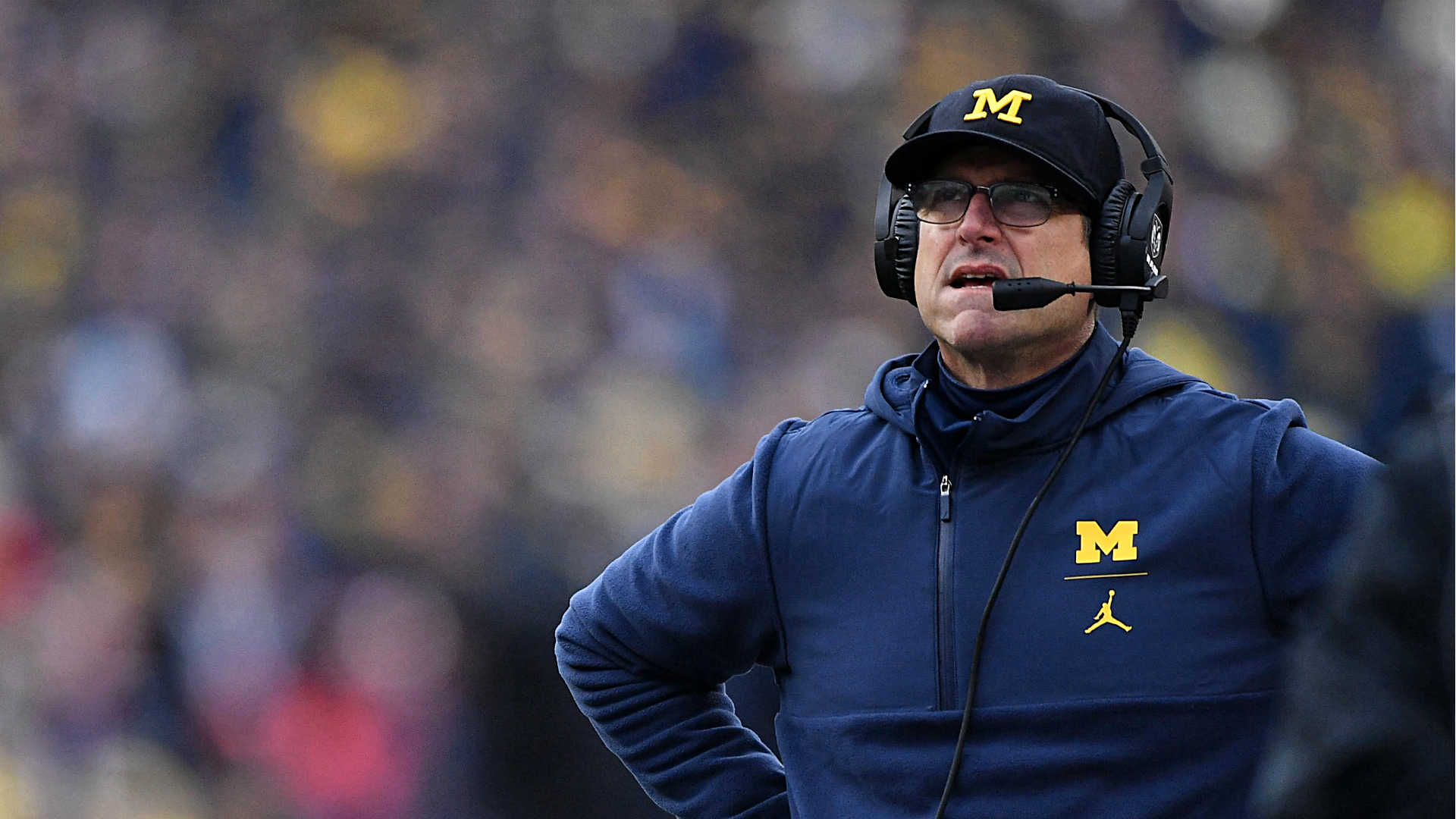 Image result for jim harbaugh