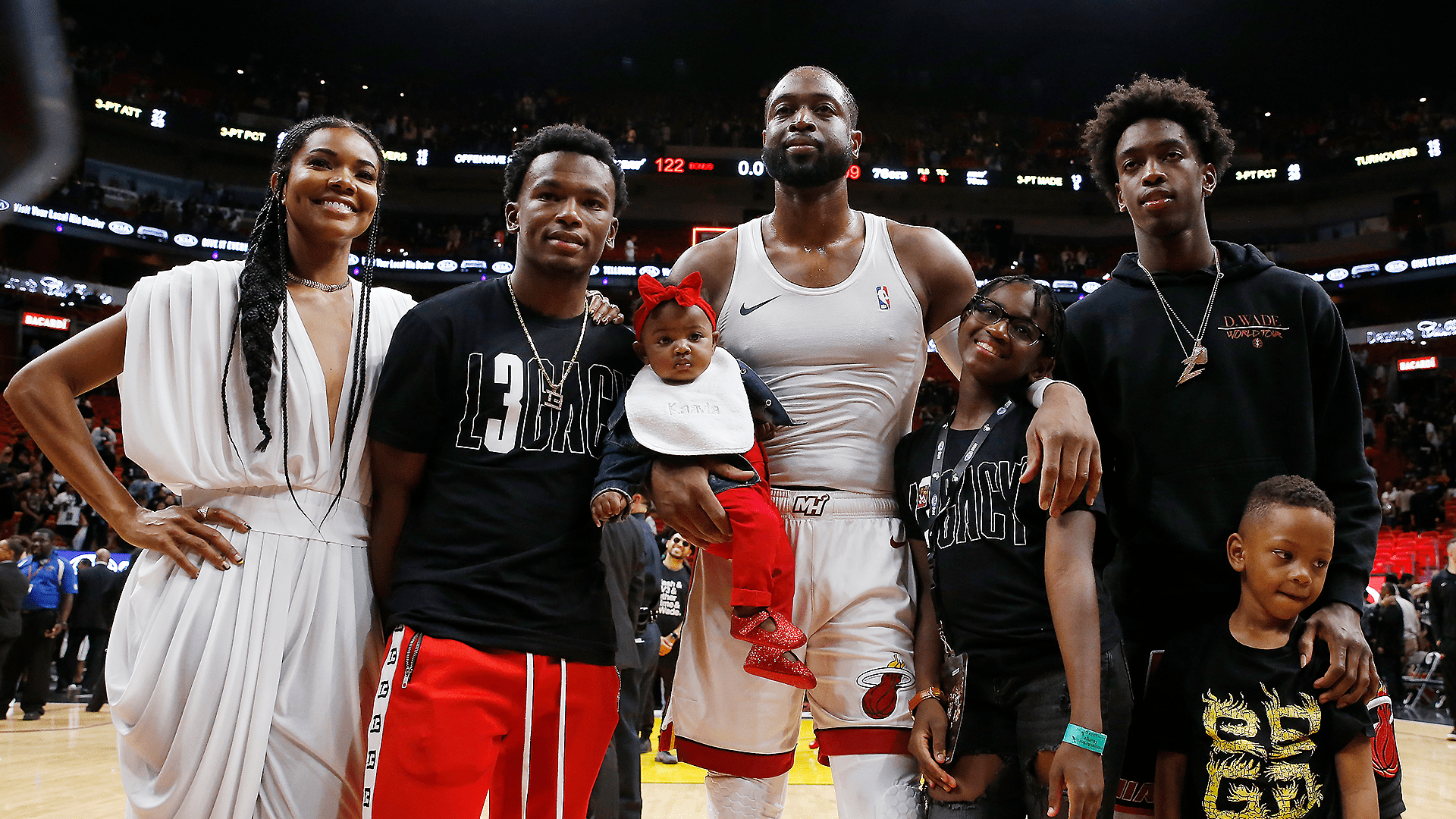 Dwyane Wade says his 12-year-old child Zaya is a 'chief' for identifying as female
