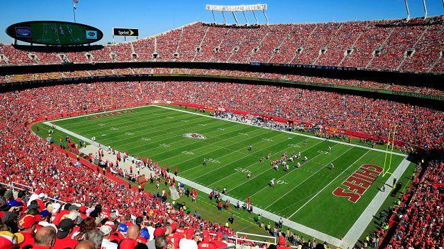 Image result for arrowhead stadium