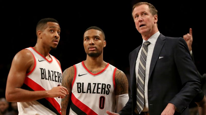 Image result for trail blazers