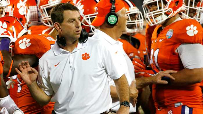 Image result for dabo swinney