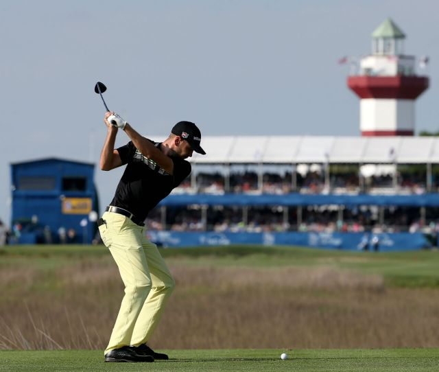 Pga Tour Leaderboard Live Scores From Rbc Heritage