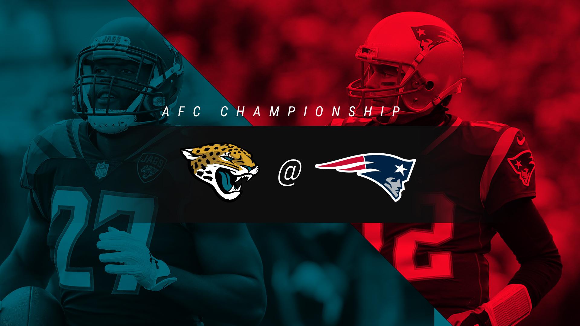 Image result for afc championship Jacksonville Jaguarsvs. New England Patriots