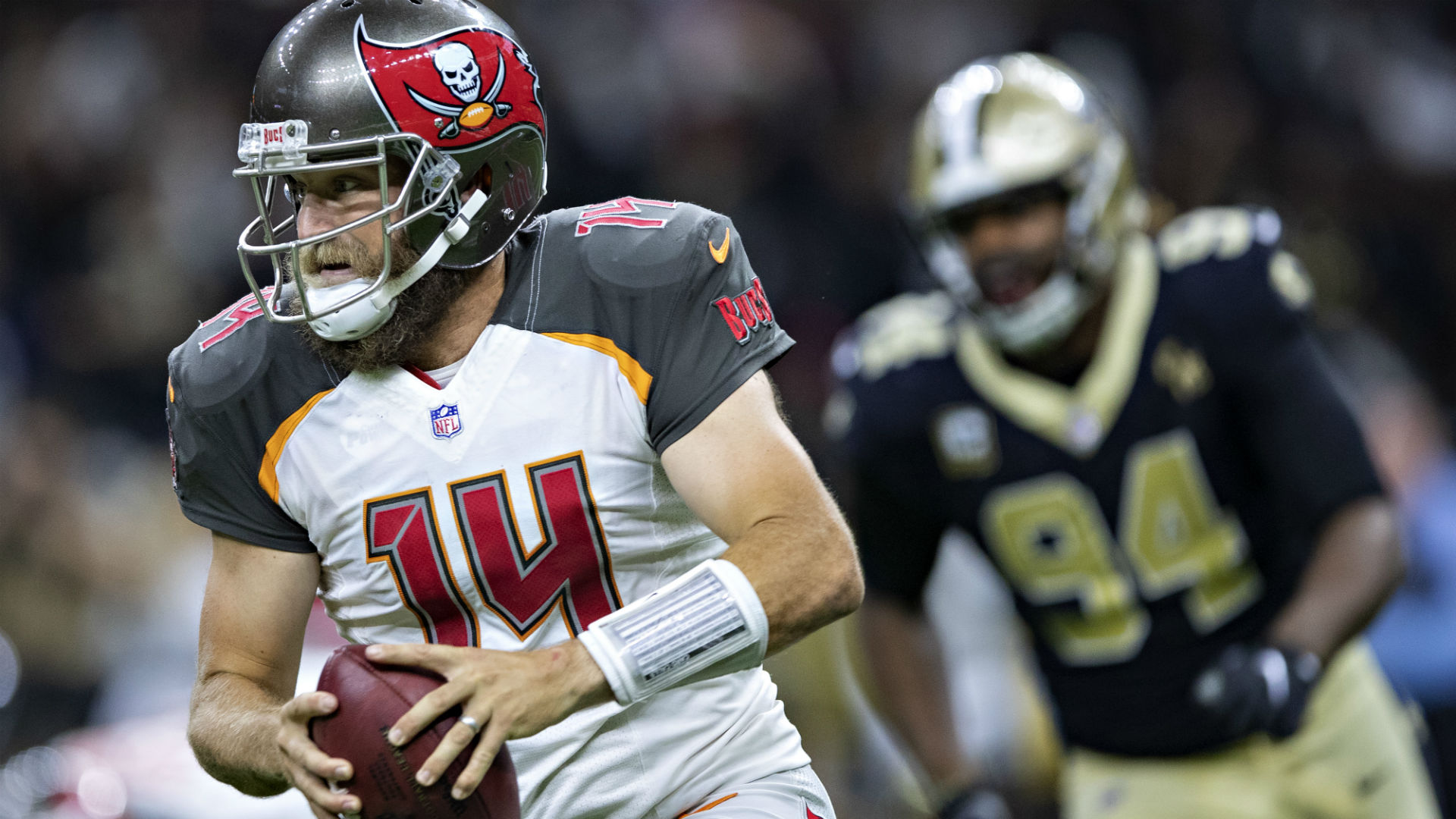 Image result for ryan fitzpatrick buccaneers