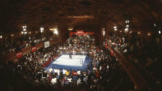 Wrestle Mania 16