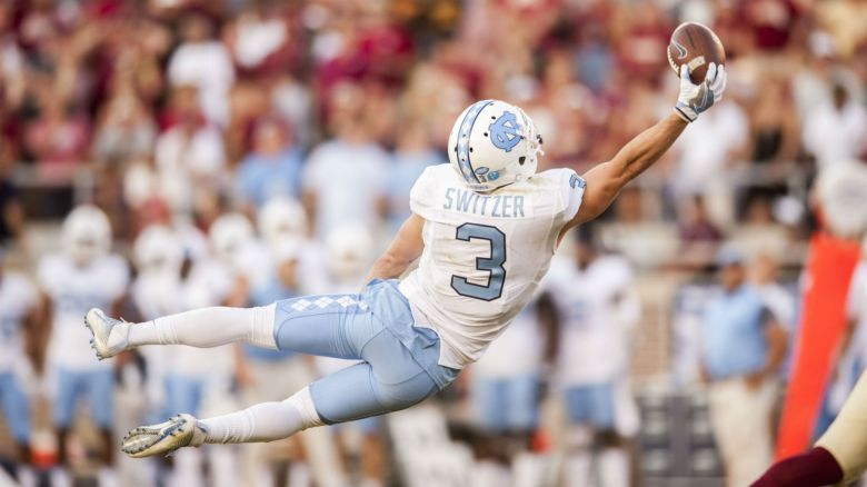 Height no obstacle in UNC wide receiver Ryan Switzer's journey to NFL | NFL | Sporting News