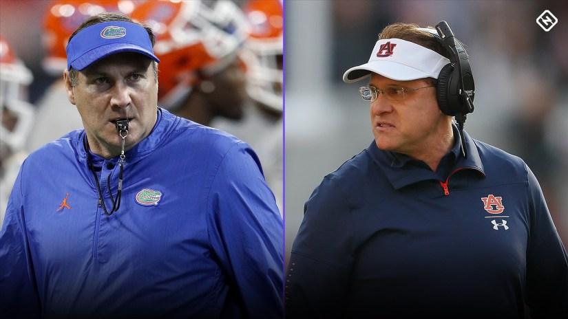 Cuotas de Auburn vs. Florida, predicción, tendencias de apuestas para el juego 'College GameDay' de la semana 1