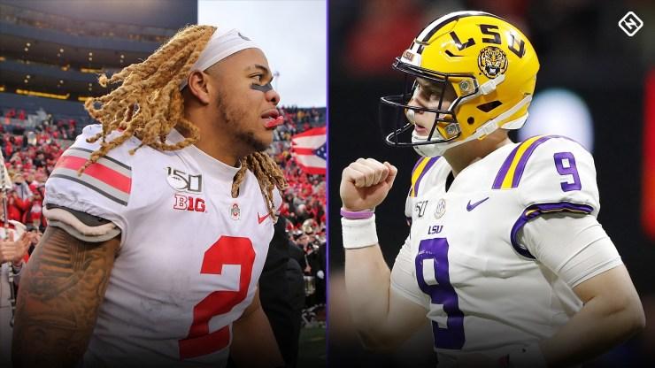 Playoff de fútbol americano universitario: ¿Debería LSU o Ohio State ser el número 1? 10