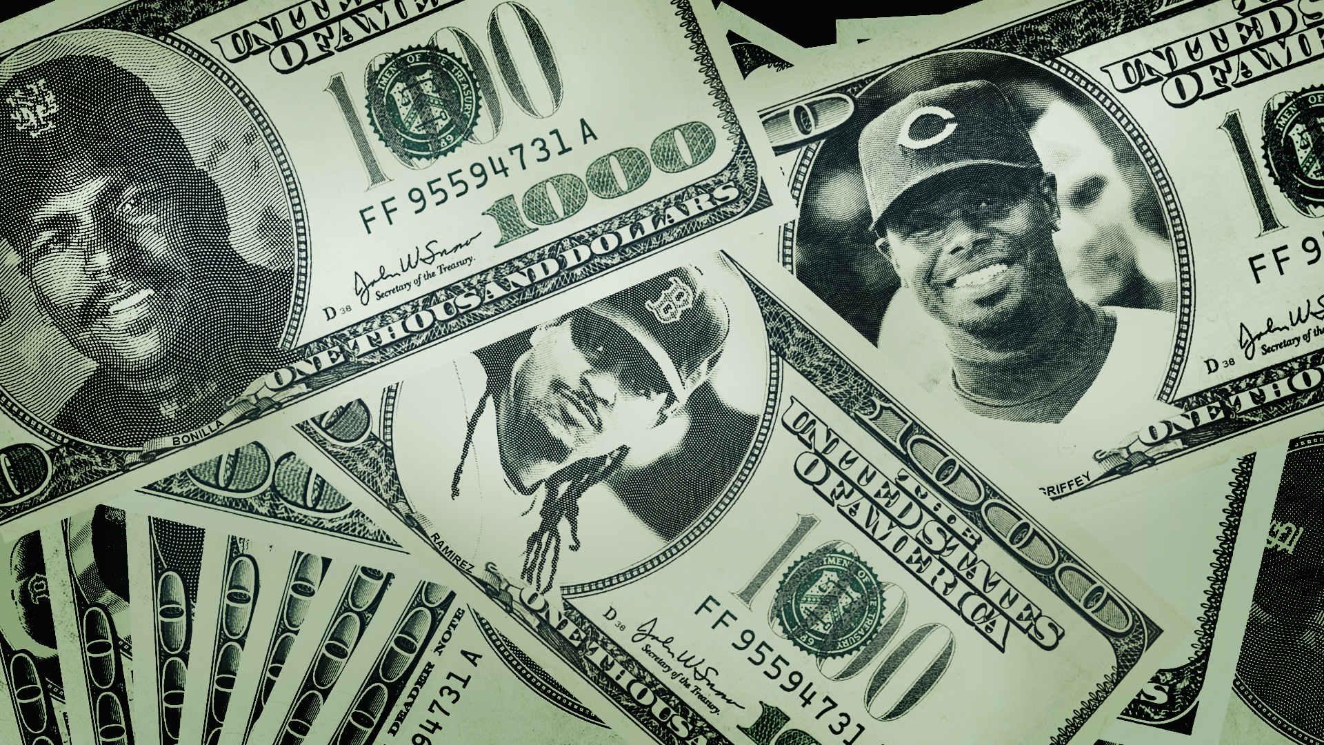 Image result for money mlb