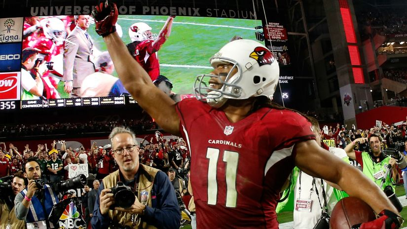 TFA Contrary-Ten WR Larry Fitzgerald