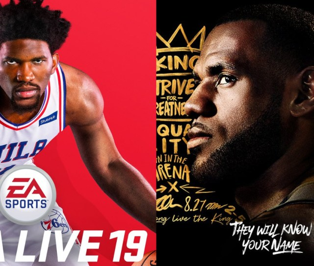 Nba 2k19 And Nba Live 19 Review Which Game Is King Of Virtual Basketball World Nba Sporting News